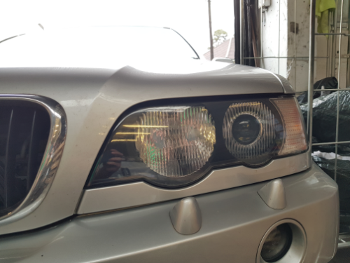 Headlight Restoration Southampton