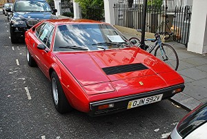 What does the Ferrari GT4 have in common with the Reliant Robin?