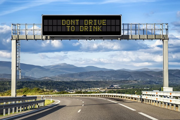 One drink� Two drinks� what's you're limit if your driving?