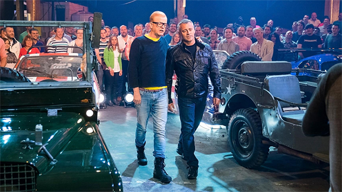 Opinion - New Top Gear (Episode 1)