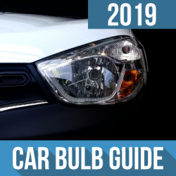 The Simple Car Bulb Guide – 2019 Edition