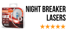 OSRAM Night Breaker Lasers