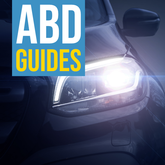 Road Legal LED bulbs