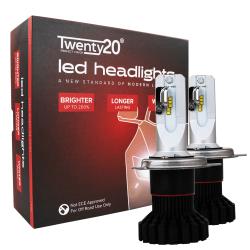 Twenty20 Impact LED Bulbs