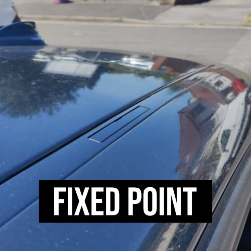 Citroen Xsara Picasso 2000-2010 Premium Steel Roof Bars - SUMMIT third alternate image