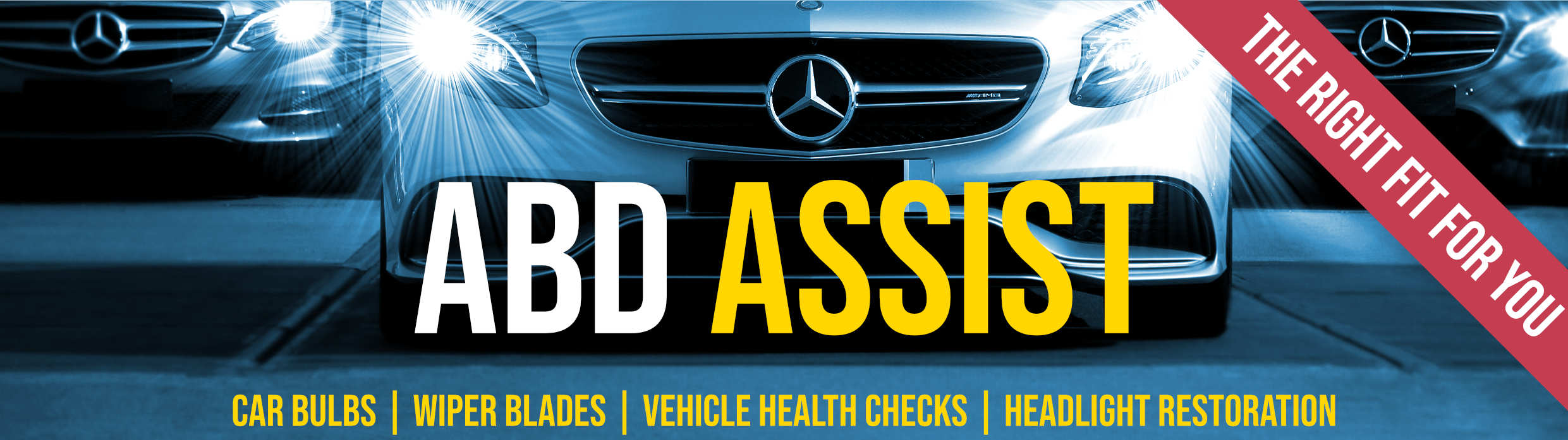 ABD Assist - Car Bulb and Wiper Blade Fitting