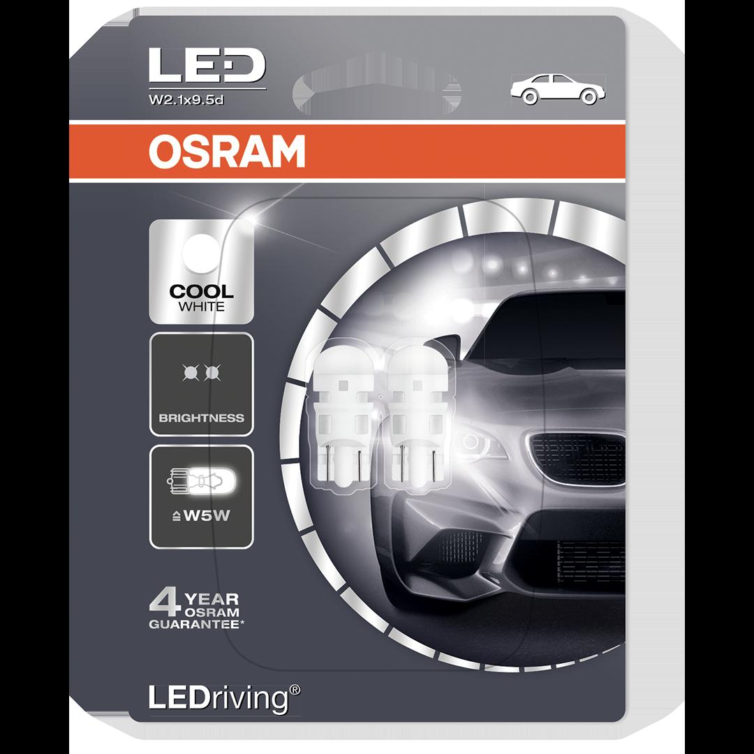 501 W5W LED Bulb Resistor Kit For Canbus System Stop Bulb Failure Error Ring