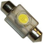 LED 24V 1 x  SMD LED High Power  Festoon Bulb - 36mm