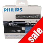 SALE!!! Philips DRL LED Daylight 4 Running Lights LED Daytime