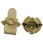 R512TR 2CP P C B 10mm Twistlock Ind Bulb  12V 2W White
