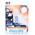 H1 Philips Vision +30% 12V 55W Halogen Bulb