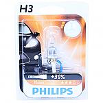 Philips H3 Philips Vision +30% 12V 55W Halogen Bulb