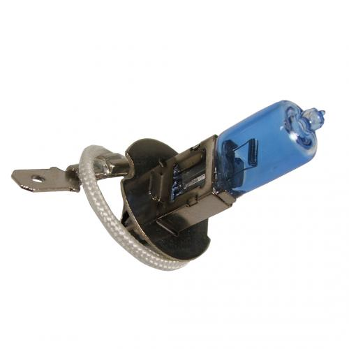 H3 ABD Xenon Ice Blue Upgrade Headlight Bulbs Pair