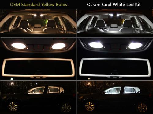 501 osram long life led w5w bulbs. Black Bedroom Furniture Sets. Home Design Ideas