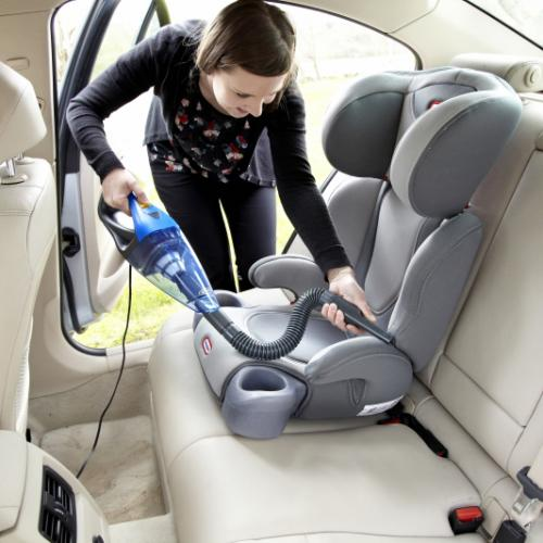 Ring 12v In Car Bagless Vacuum Cleaner Rvac0