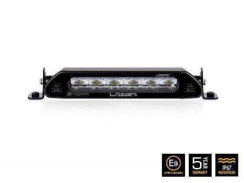 Linear-6 Standard (Black) | Lazer Lamps