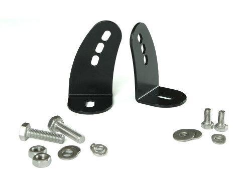 Side Bracket Kit (Black) - Lazer Lamps