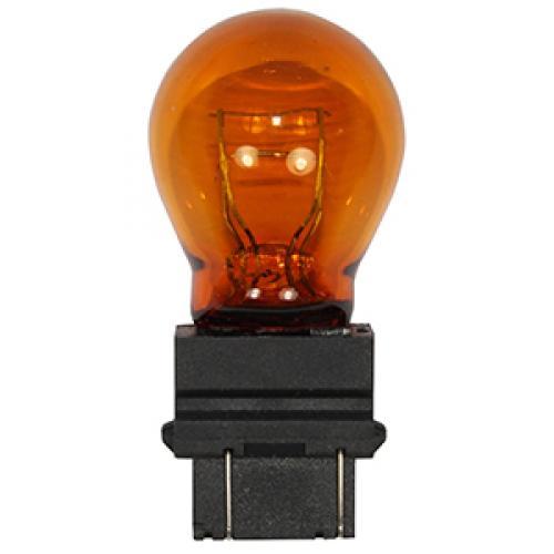 183 Ring Amber Flasher 12V 27/7W PY27/7W Indicator Wedge Bulb