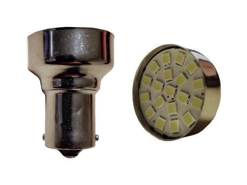 241 ABD 19 LED 24V BA15s Stop/Flasher Bayonet Bulb