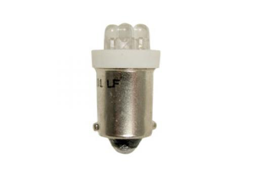 249 ABD 4 LED 24V BA9s Bayonet Bulb (Assorted Colours)