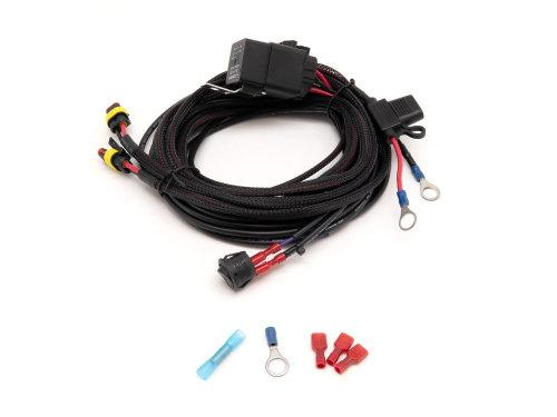 Two-Lamp Harness Kit (Low Power, 12V)   Lazer Lamps
