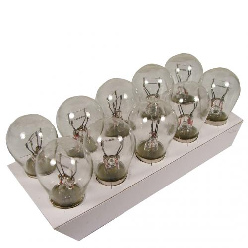 380 Standard Replacement 12V 21/5W P21/5W Bayonet Bulbs (Trade Pack of 10)