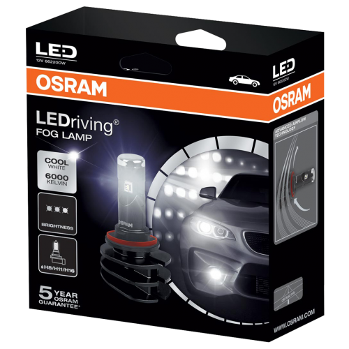 H8/H11/H16 Osram LED Driving Fog Lamp