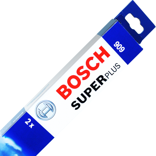 Bosch 909 Twin Pack Windscreen Wiper Blades (for Audi A4 2001-2005)