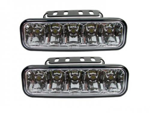 LED Daytime Running Lights (DRL) - Ring Aurora