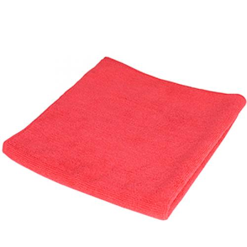 Rocket Butter Softie Microfibre Cloth - Red