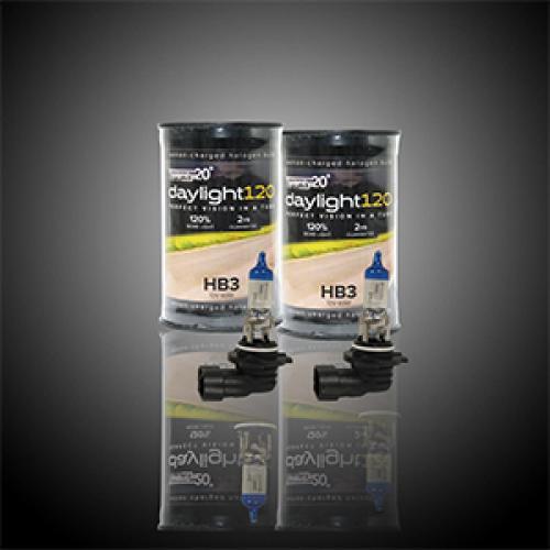 HB3 Twenty20 Daylight120 +120% 12V 60W 9005 Halogen Bulbs (Pair)