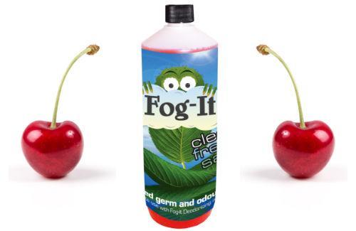 Fog-It 1L Deodorising Machine Refill Bottle