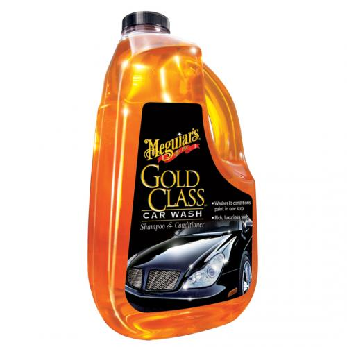 Meguiar's Gold Class Car Wash Shampoo & Conditioner (473ml & 1892ml)