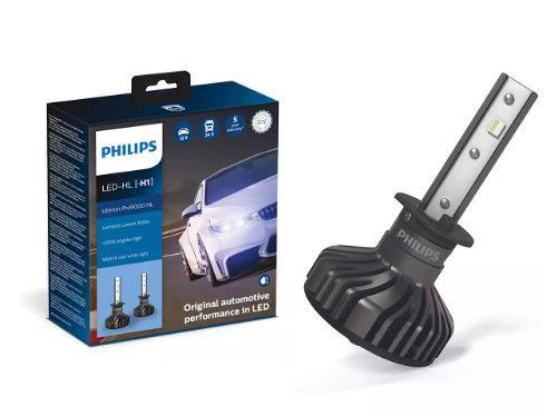 H1 Philips Ultinon Pro9000 LED Headlights (Pair)