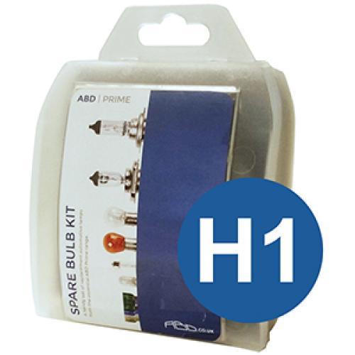 H1 ABD Prime Spare Bulb Kit