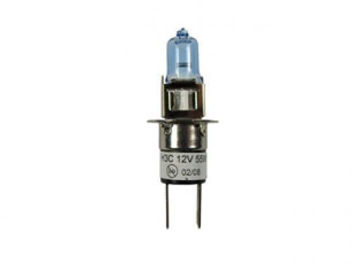 H3C ABD Xenon Extreme White 12V 55W Halogen Bulbs (Pair)
