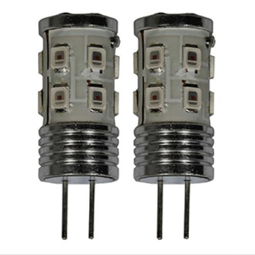 Land Rover Discovery 4 2010+ LED 12V Indicator Bulbs (Pair)