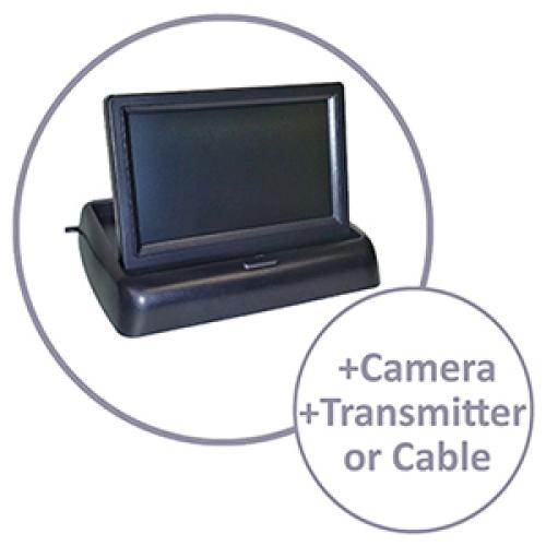 Build Your Own Reversing Camera Kit - Pop Up Monitor