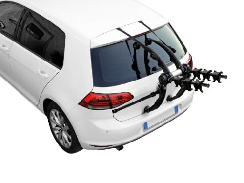 Nordrive Cyclus 3 Rear Bike Rack