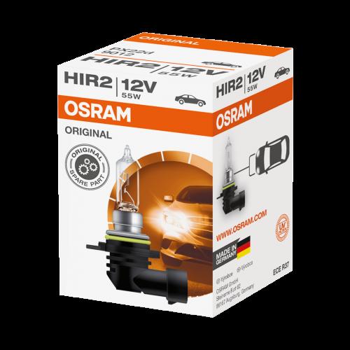 HIR2 OSRAM 12V 55W 9012 Halogen Bulb