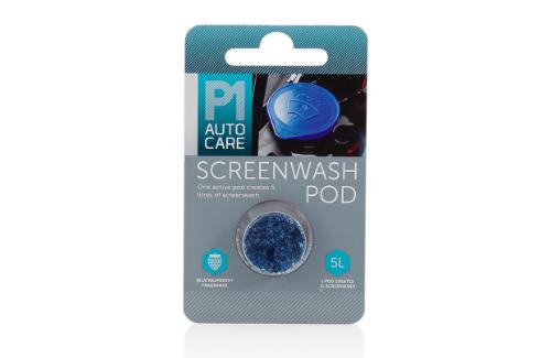 P1 Autocare Screen Wash Pod