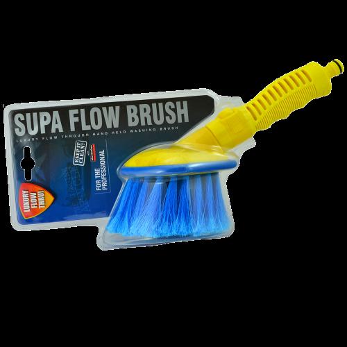 Super Flow Through Brush