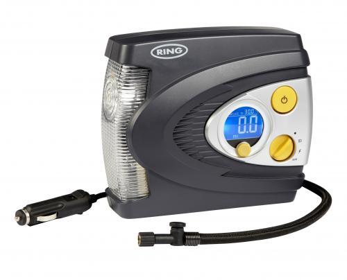 Ring Pre-Set Digital Air Compressor