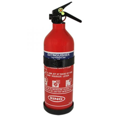 1KG Dry Powder Car Fire Extinquisher