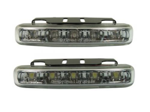 Motorcycle High Visibility Day Position Lamps