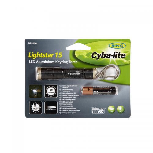 Ring Lightstar 15 LED Torch Flashlight