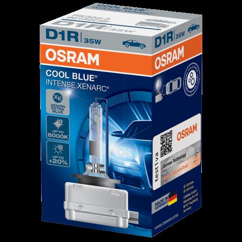 D1R OSRAM Cool Blue Intense 12V 35W 5000K Xenon HID Bulb
