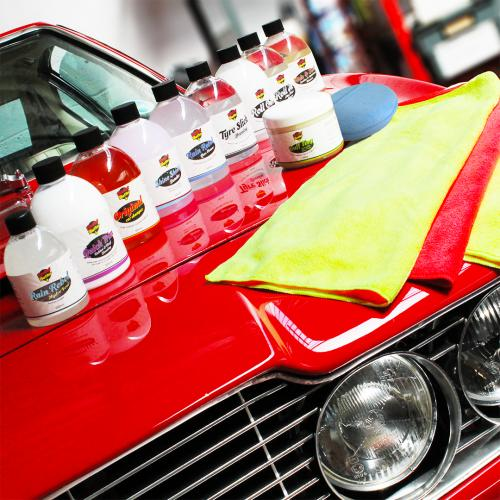 Show Stopper Rocket Pack - Car Cleaning Kit by Rocket Butter
