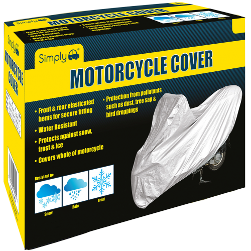 Motorcycle Cover (Various Sizes)
