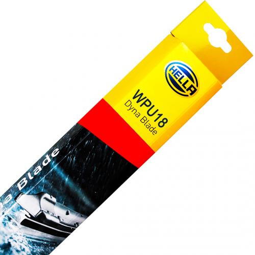 "Hella Dyna Flat Beam Wiper Blade - 18"" (450mm)"